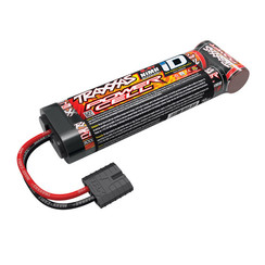 2923X - Battery, Power Cell, 3000mAh (NiMH, 7-C flat, 8.4V)
