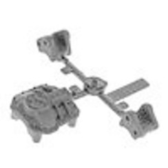 AXIC1437 AX31437 AR44 Diff Cover & Link Mounts Black