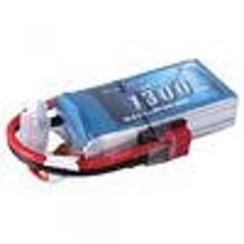 GEA13003S45D 1300mAh 11.1V 45C 3S1P Lipo Battery Pack w/ Deans