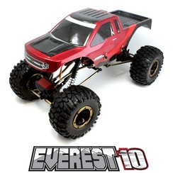 Everst 10red New body red