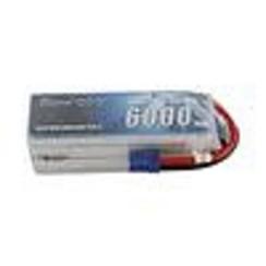 GEA60006S10E5 22.2V 6000mAh 6S 100C Lipo: EC5