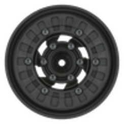 "PRO278903 Vice CrushLock 2.6"" Black/Black 6x30 Wheels F/R"