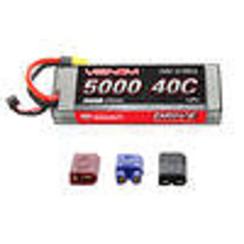 VNR15057 DRIVE 40C 2S 5000mAh 7.4V LiPo HC ROAR :UNI 2.0