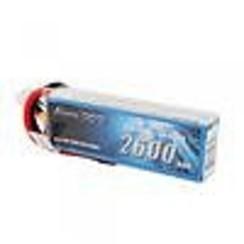 GEA26004S45D 2600mAh 14.8V 45C 4S1P Lipo Battery Pack w/ Deans