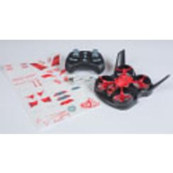 FHT1000HoverCross Drone/Hovercraft, RTF, Red