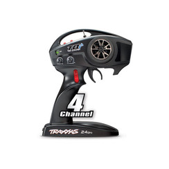 6530 - Transmitter, TQi Traxxas Link™ enabled, 2.4GHz high output, 4-channel (transmitter only)