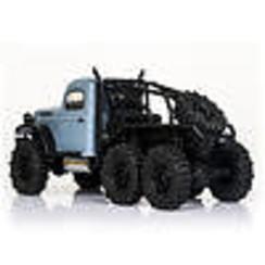 FMMROC002T2 1/18 Atlas 6x6 Rock Crawler RTR: Blue