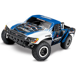 58034-1-VISN Slash: 1/10-Scale 2WD Short Course Racing Truck with TQ 2.4GHz radio system