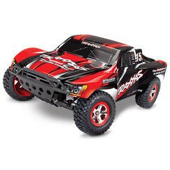 58034-1-RED Slash: 1/10-Scale 2WD Short Course Racing Truck with TQ 2.4GHz radio system