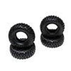 AXI40001 1.0 BFGoodrich Krawler T/A Tires (4pcs): SCX24