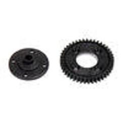 LOSA3560 43T Spur Gear, Plastic: 8E 2.0 / 3.0