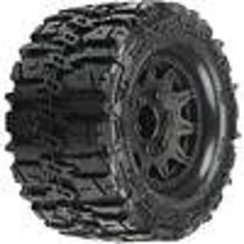 PRO1016810 Trencher HP 2.8 BELTED Tires MTD Raid 6x30 WhlsF/R