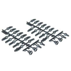 RER12617 Plastic Rod End Set