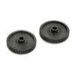 TAM53665 Spur Gear Set, 55T/58T: TT01