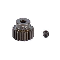 1338 FT Aluminum Pinion Gear, 20T 48P, 1/8 shaft