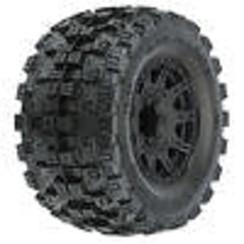 """PRO1016610 Badlands MX38 HP 3.8"""" BELTD MTD Raid 8x32 17mm F/R"""