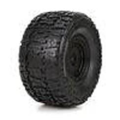 ECX41000 Front/Rear Premount Tire: 1/18 4WD Ruckus (2)