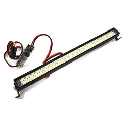 Multi-Color LED Light Bar 148mm On/Off/Flash w/ 3 Modes for Traxxas Axial Tamiya C29952