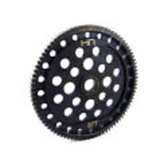 HRASECT887Steel 48 Pitch 87 Tooth Spur Gear