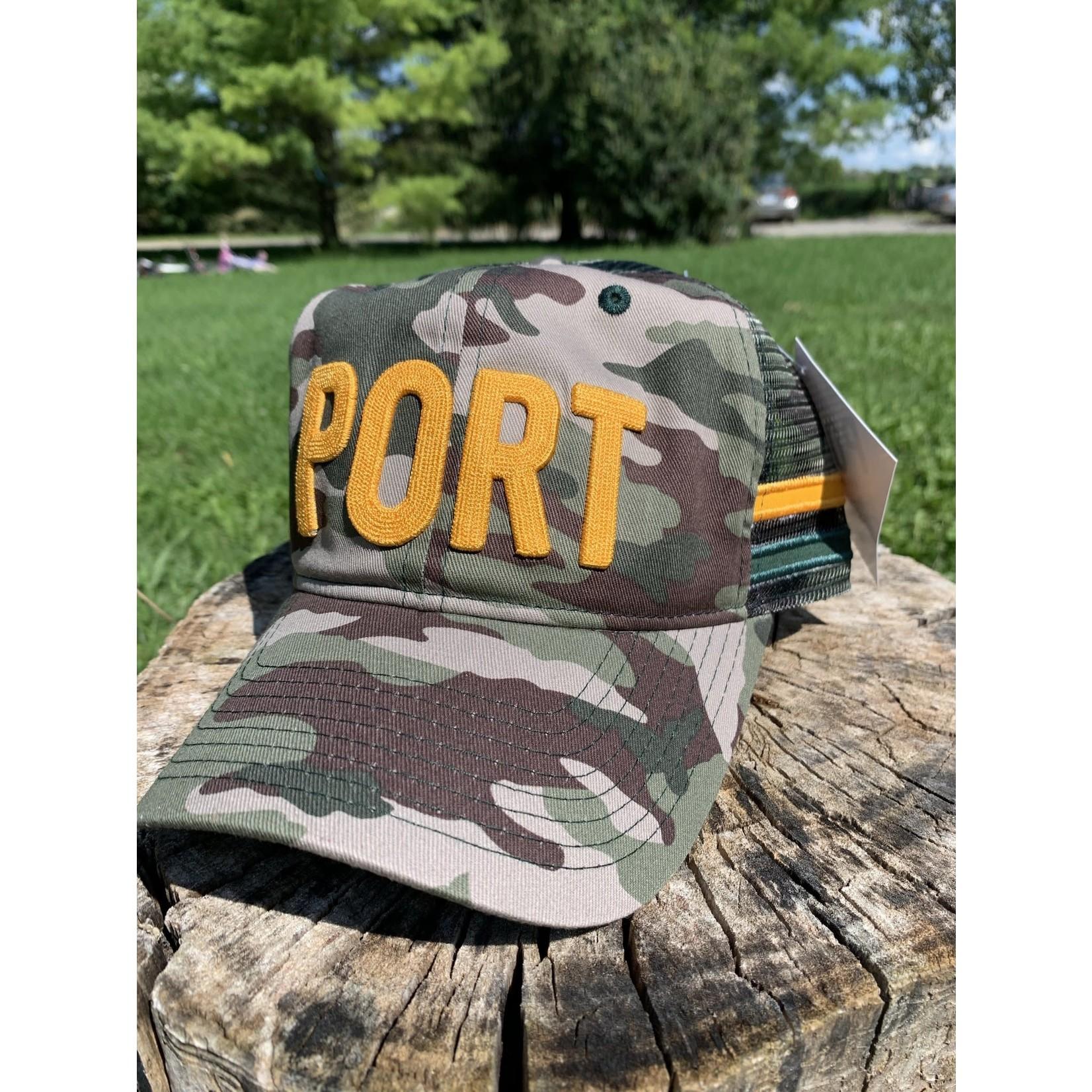 Port Collection Port Hats