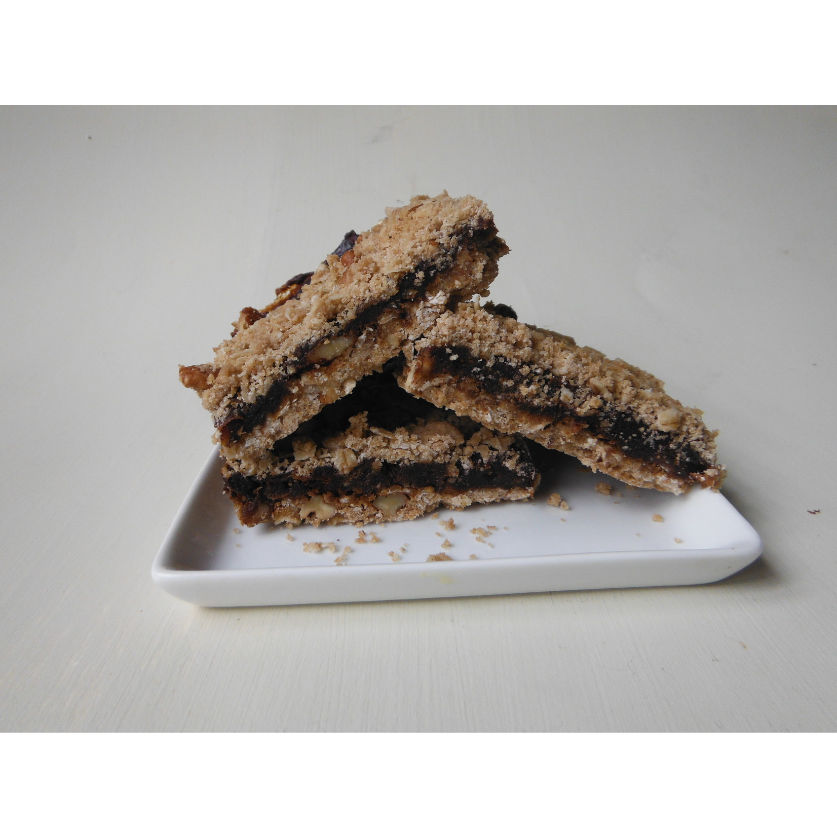 Moroccan Date Squares