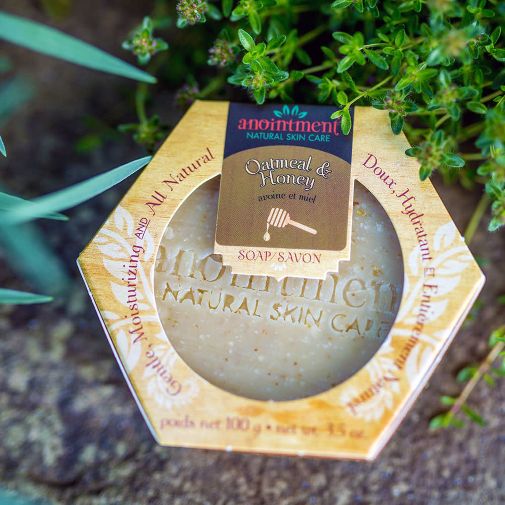 Anointment Natural Skin Care Anointment Baby Care