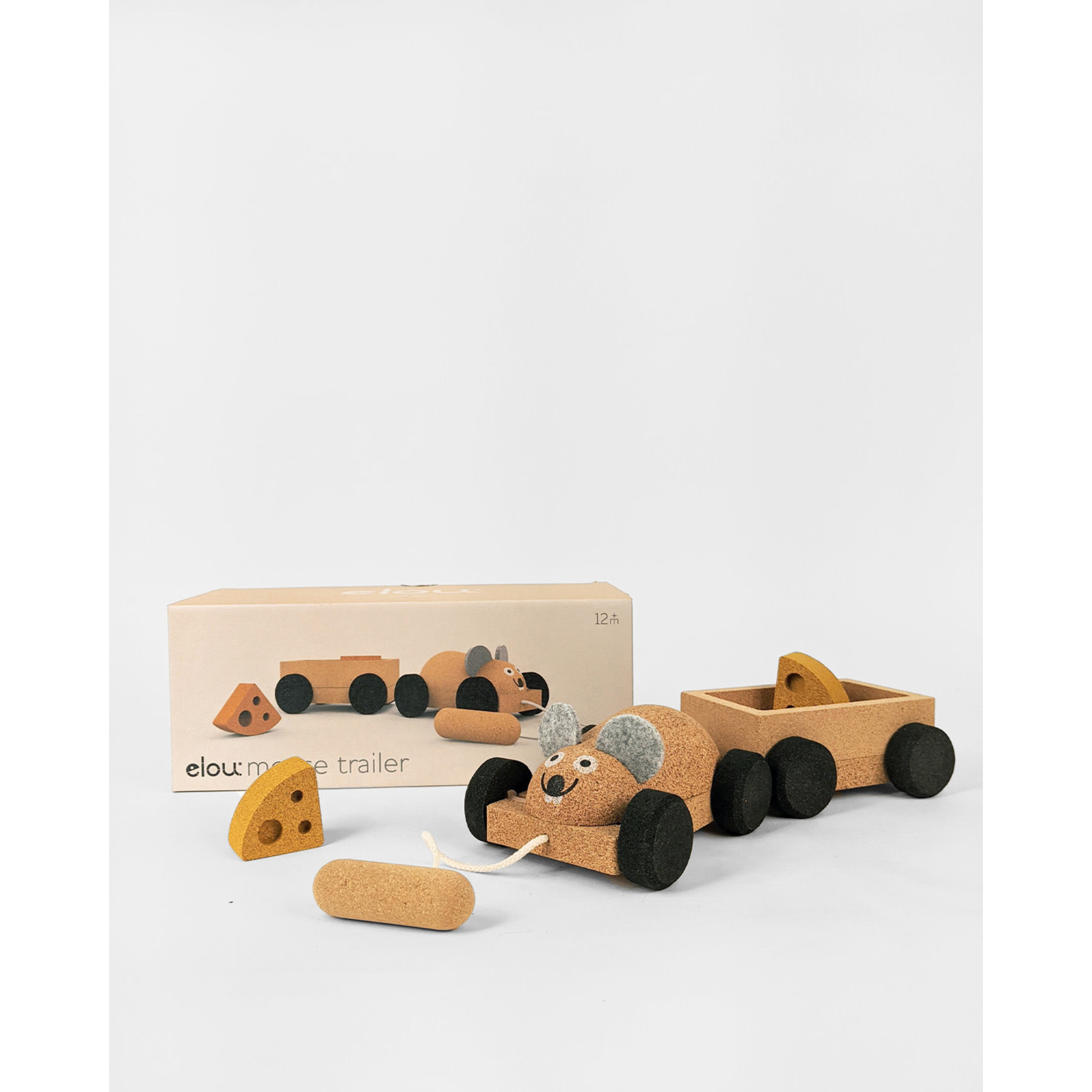 Elou Cork Toys