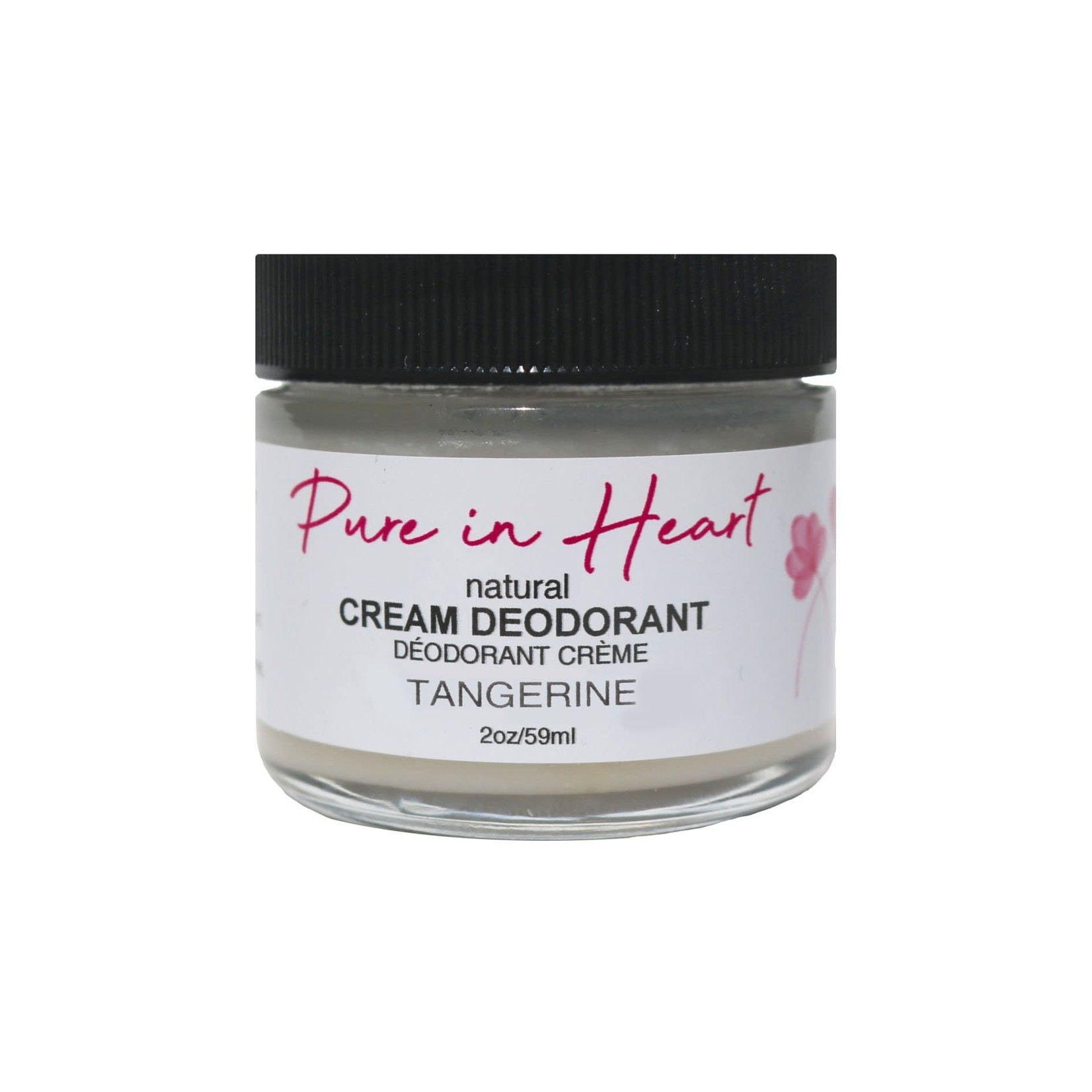 Pure in Heart Pure in Heart Natural Cream Deodorant