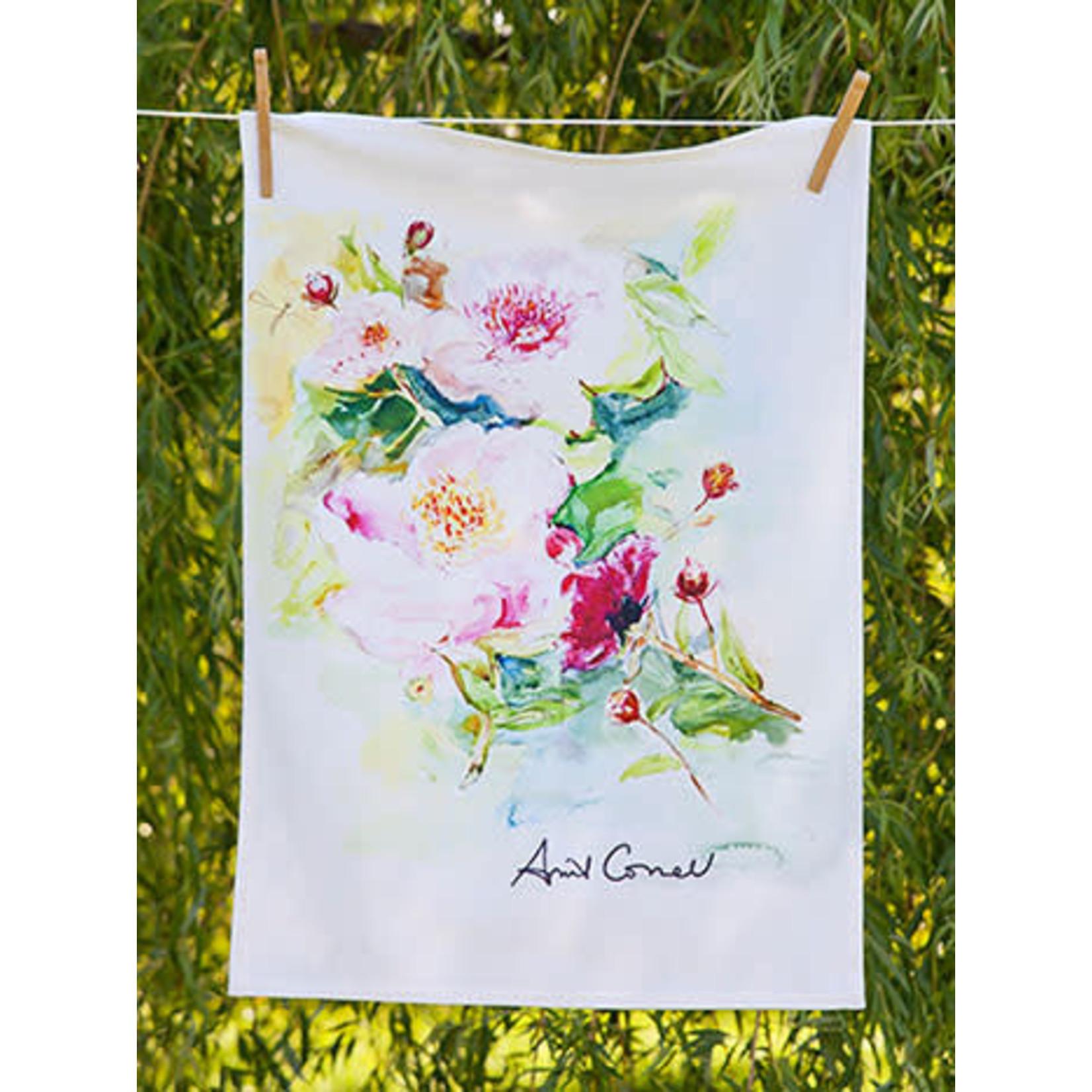 April Cornell Tea Towel