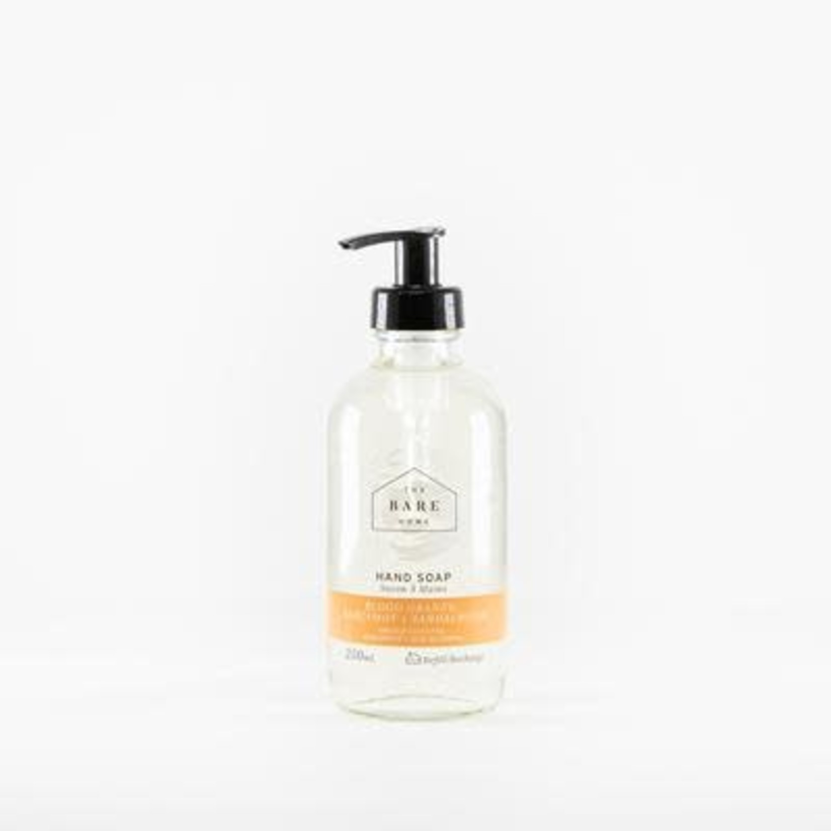 The Bare Home The Bare Home Hand Soap 500ml Blood Orange Bergamot and Sandalwood