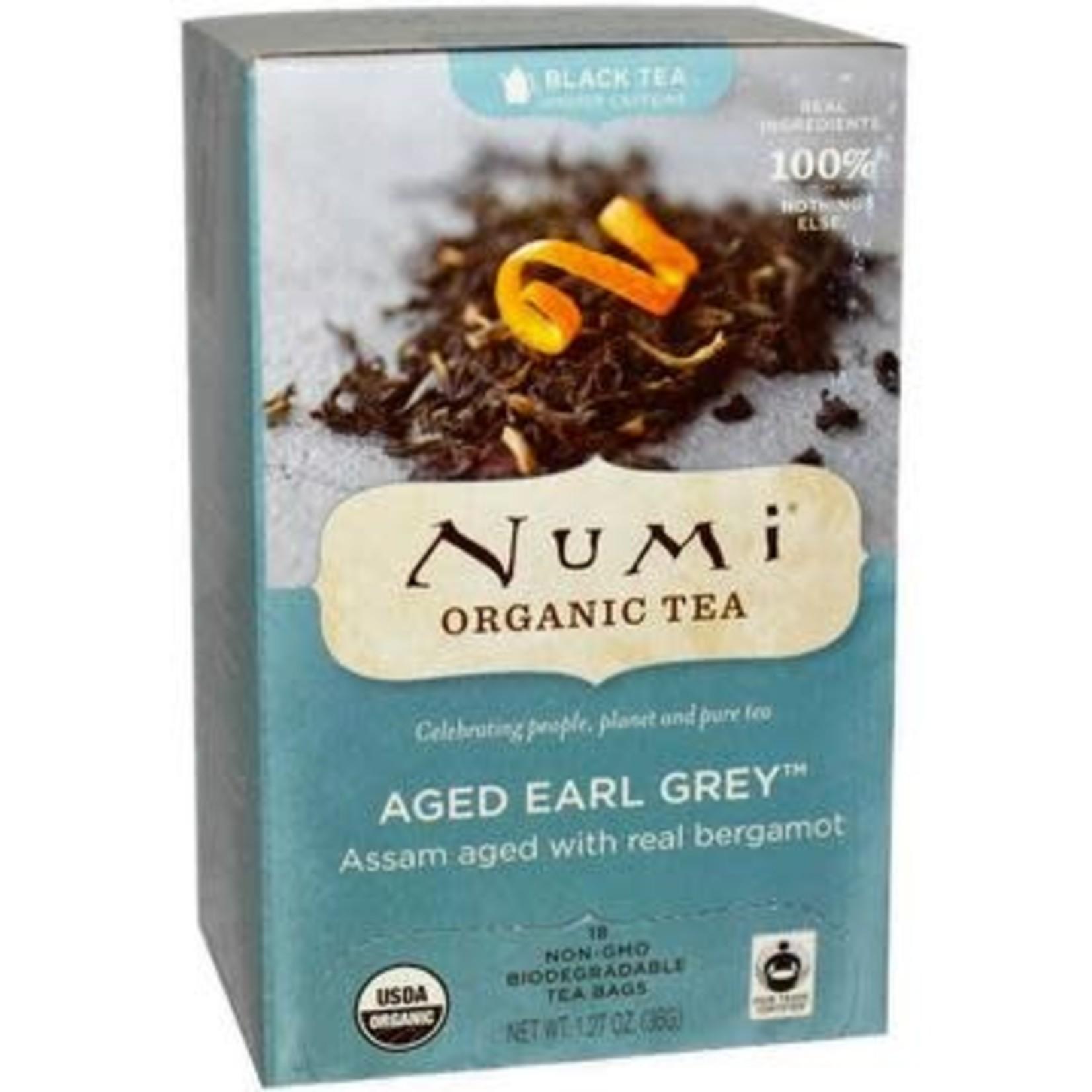 Numi Numi Tea Boxes