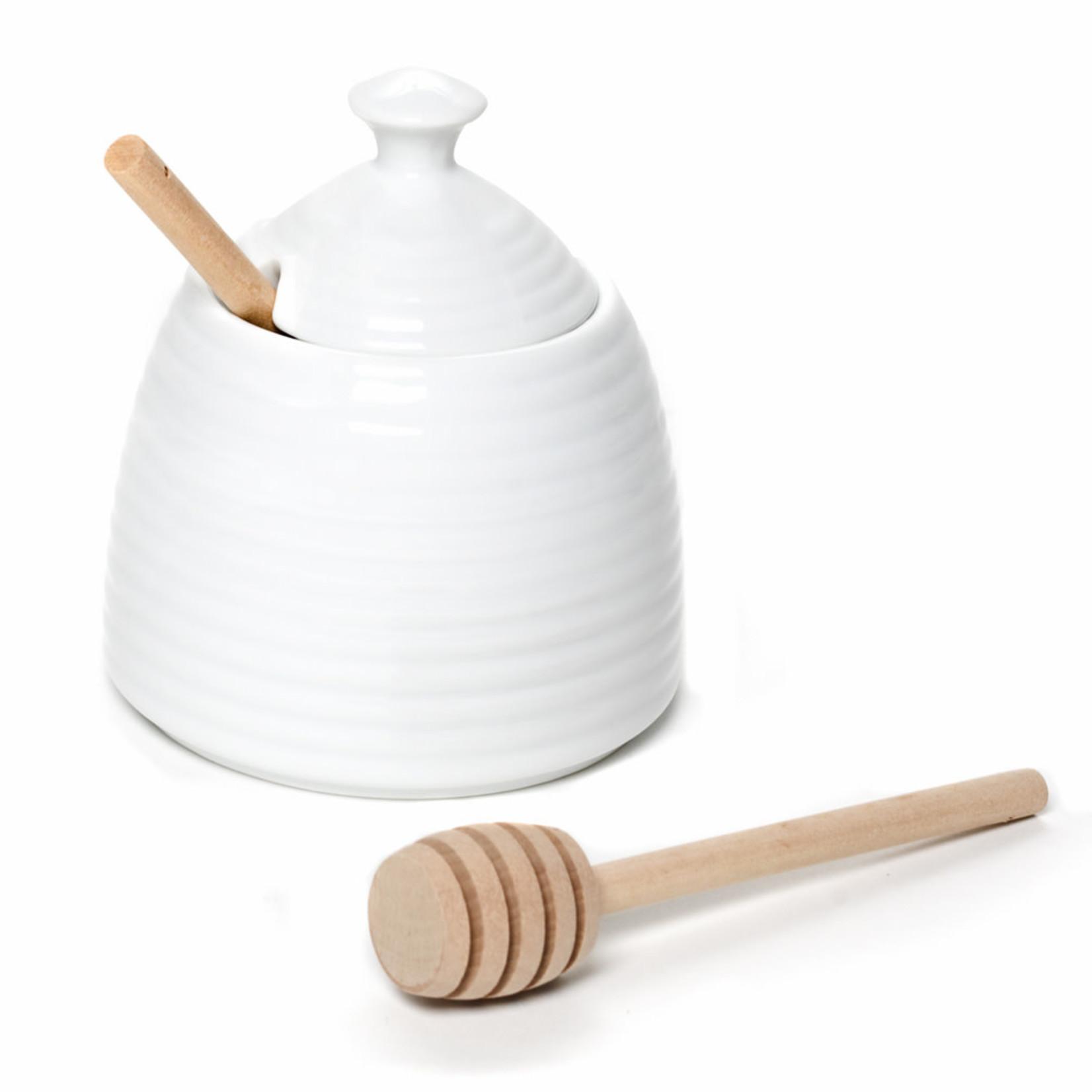 Abbott Beehive Honey Pot