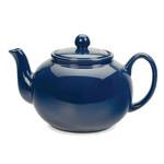 Danica Stoneware Teapot Blue