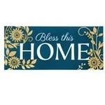 Sassafras Bless This Home Switch Mat