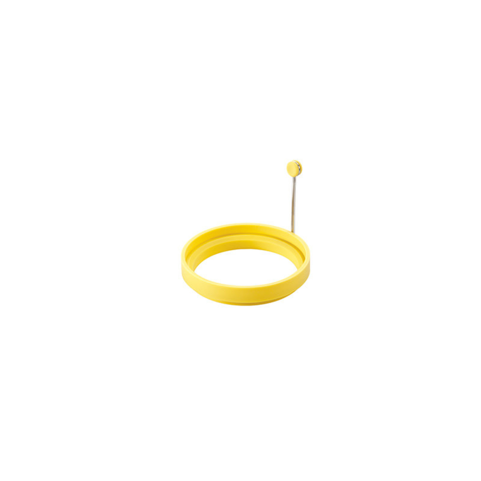 Lodge Silicone Egg Ring Yellow