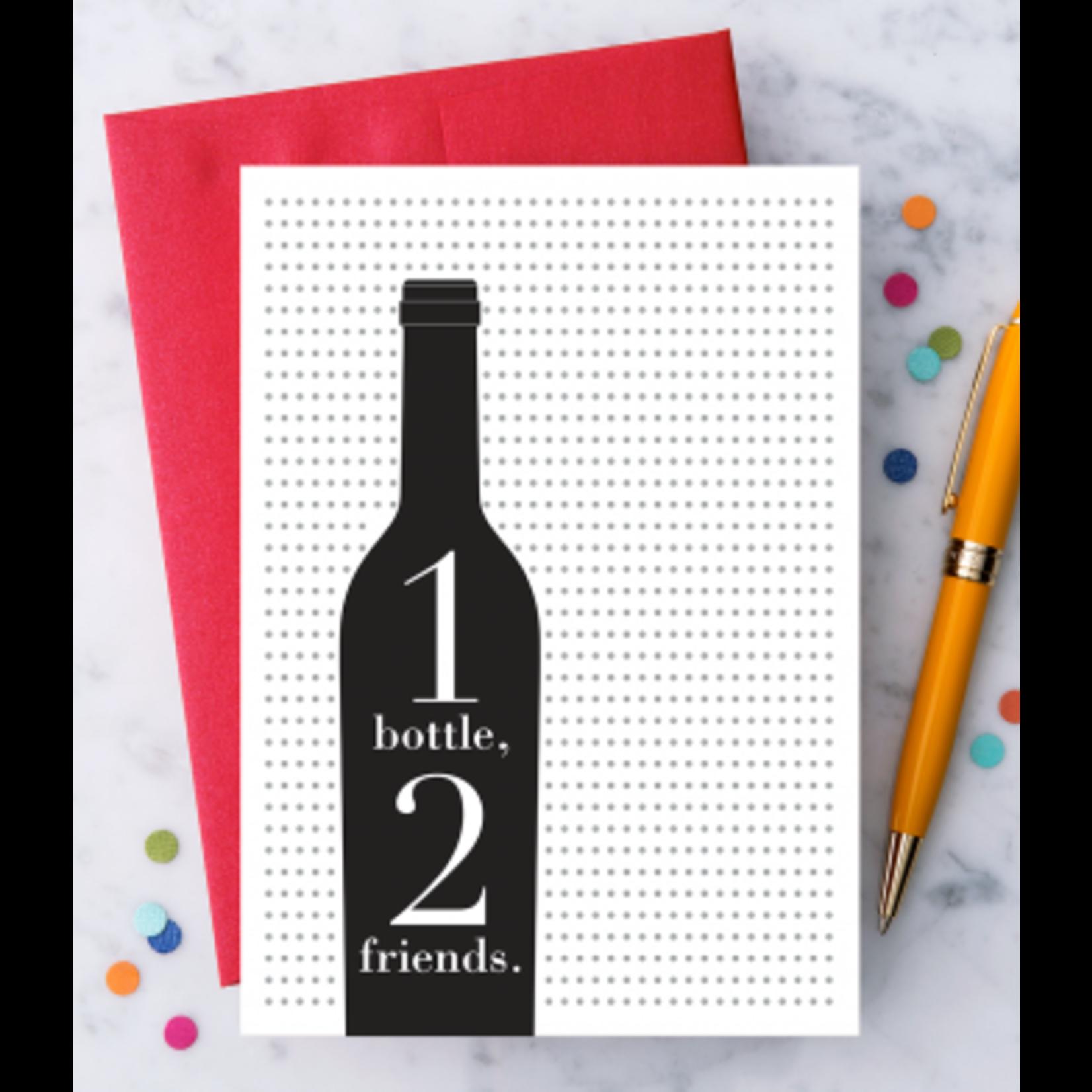 Design With Heart 1 Bottle, 2 Friends
