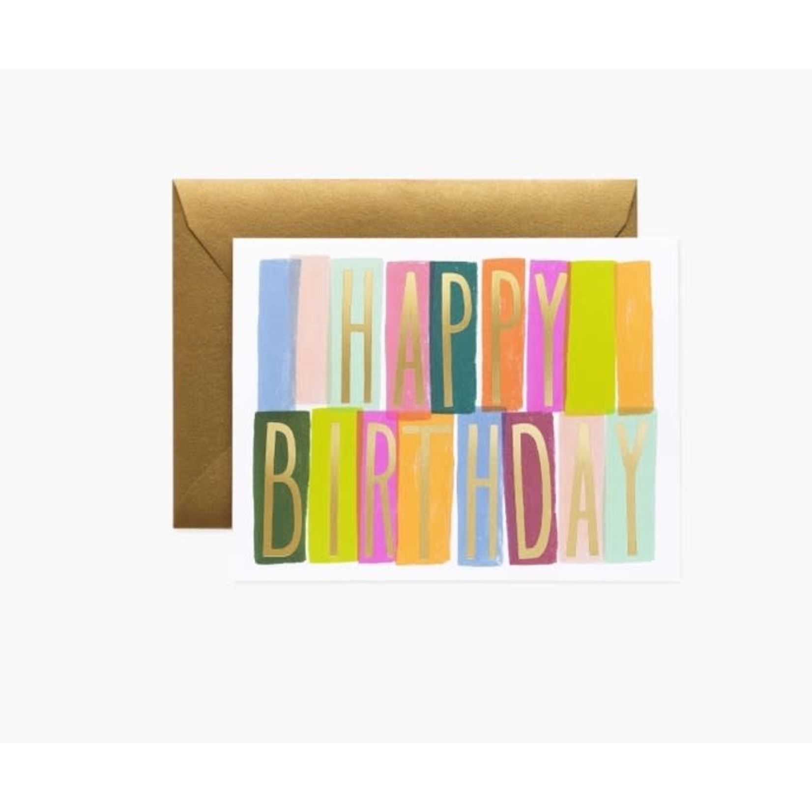 Rifle Paper Co. Merida Birthday Card