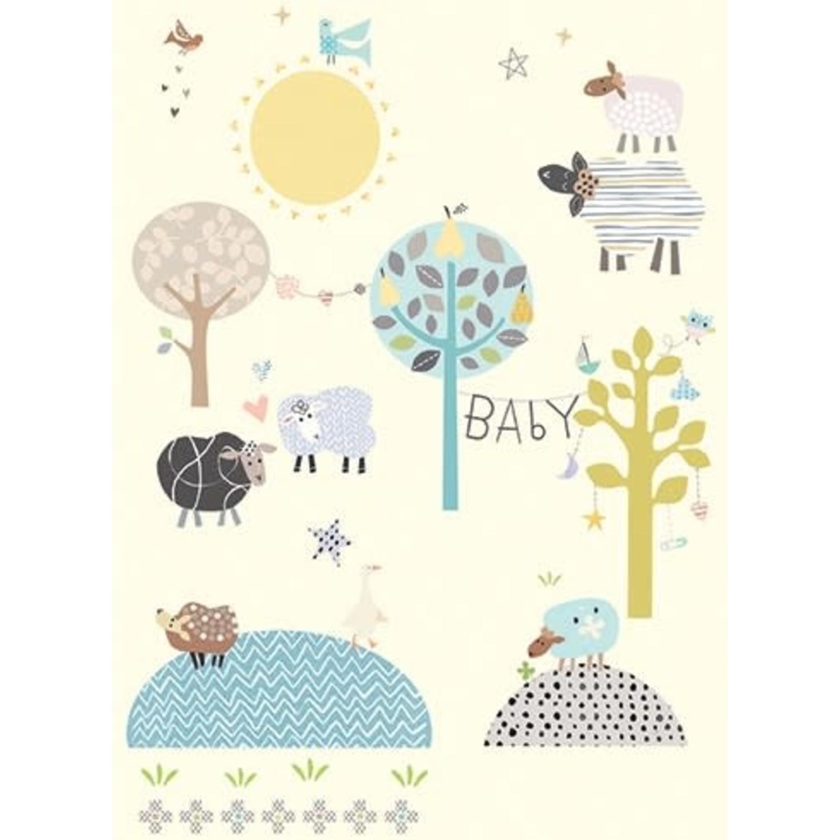 Calypso Cards Sheep