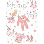 Calypso Cards Baby Girl