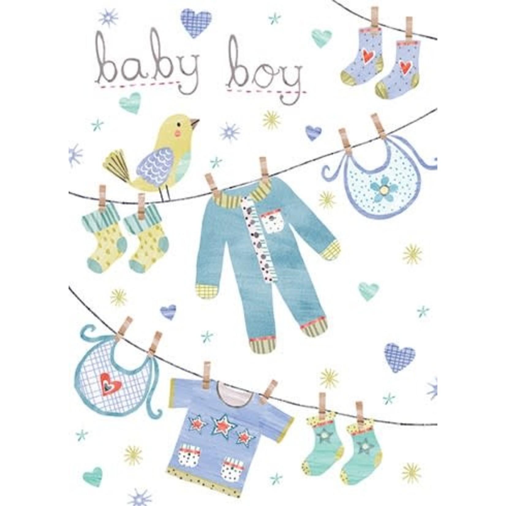 Calypso Cards Baby Boy