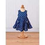 April Cornell Betty Dots Size 4