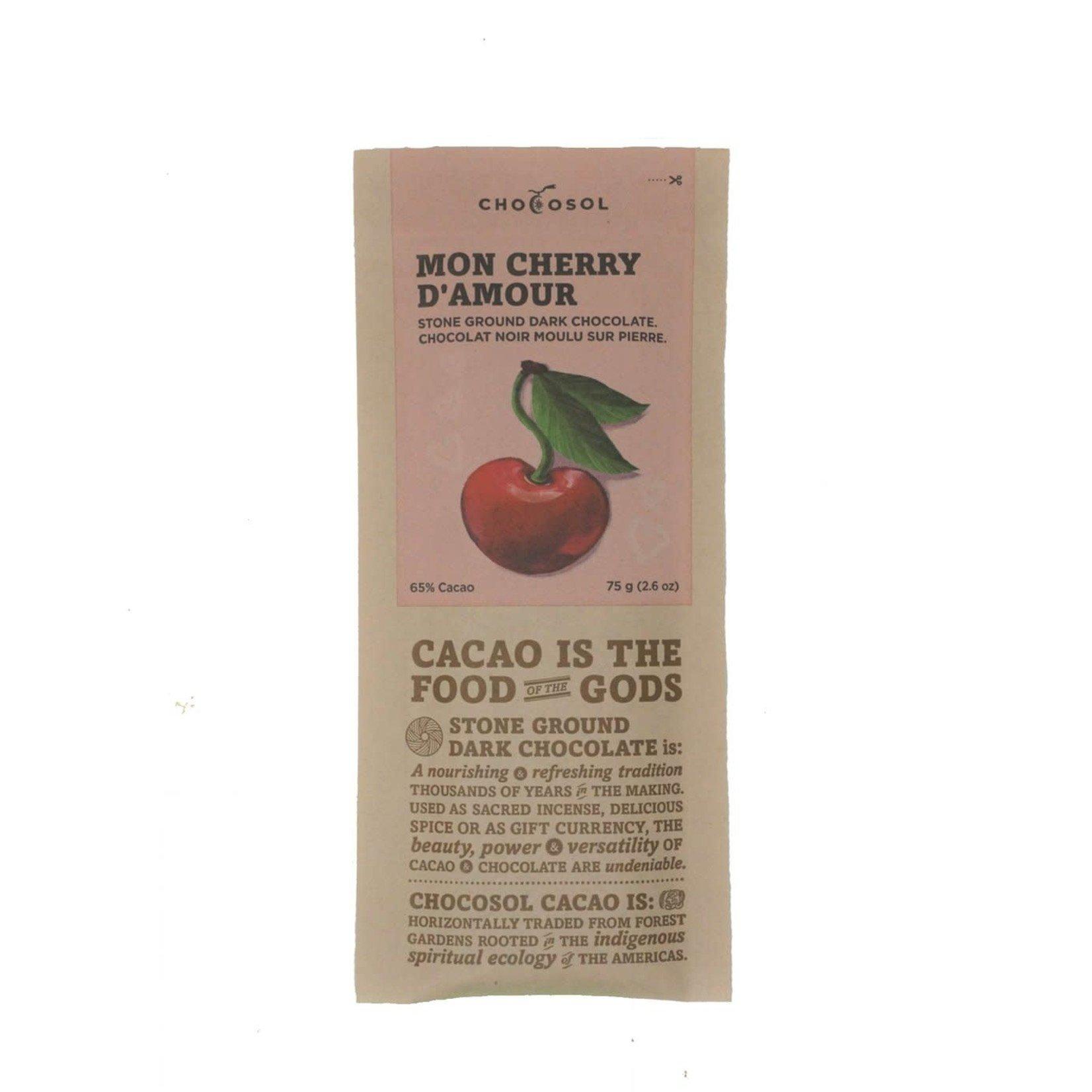 Chocosol Mon Cherry D'amour
