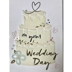 Think of Me Designs On Your Wedding Day Cake