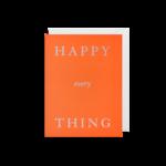 Lagom Design Happy Every Thing