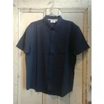 Hedge Button Down Knit Shirt