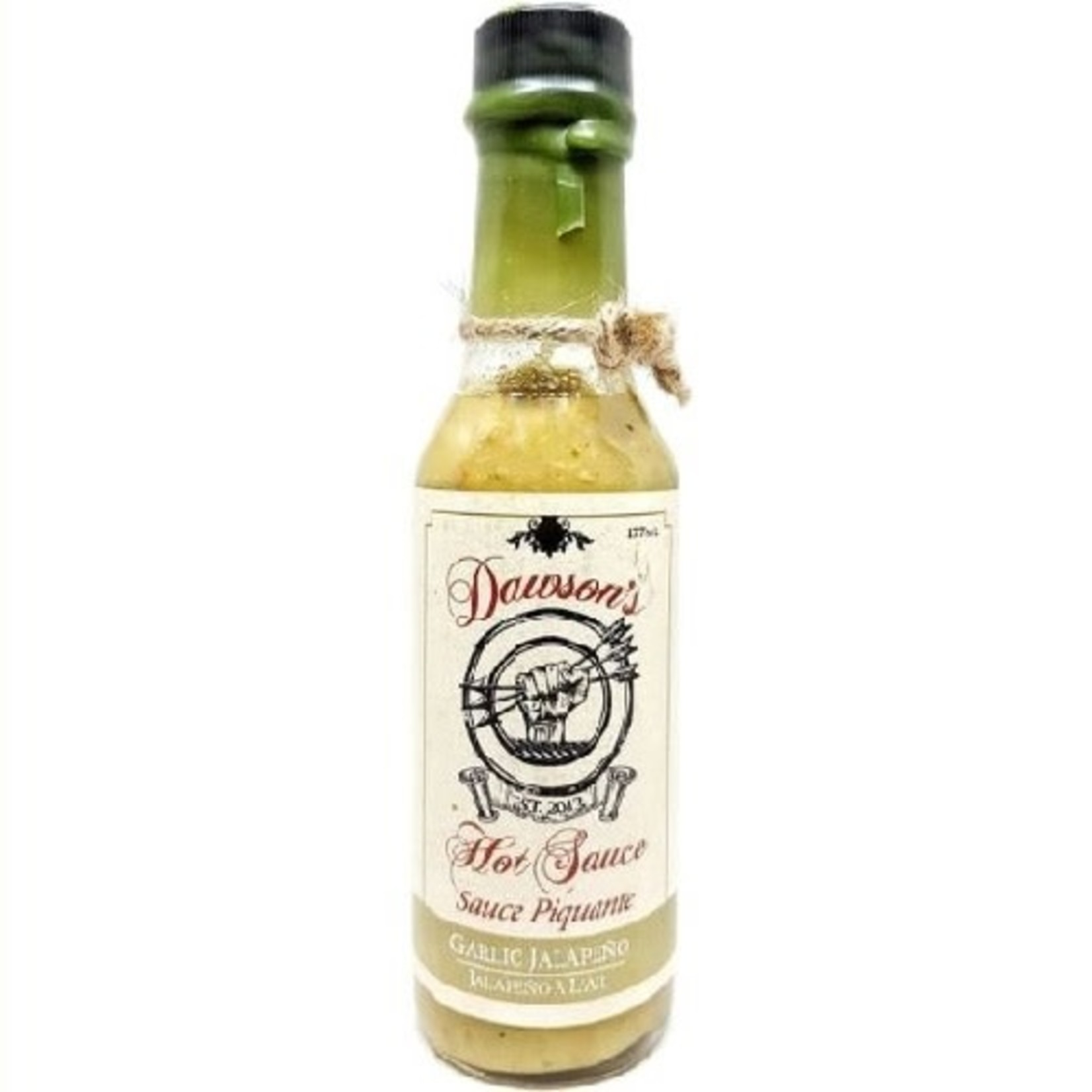 Sarafino Inc. Garlic Jalapeno Hot Sauce 155ml