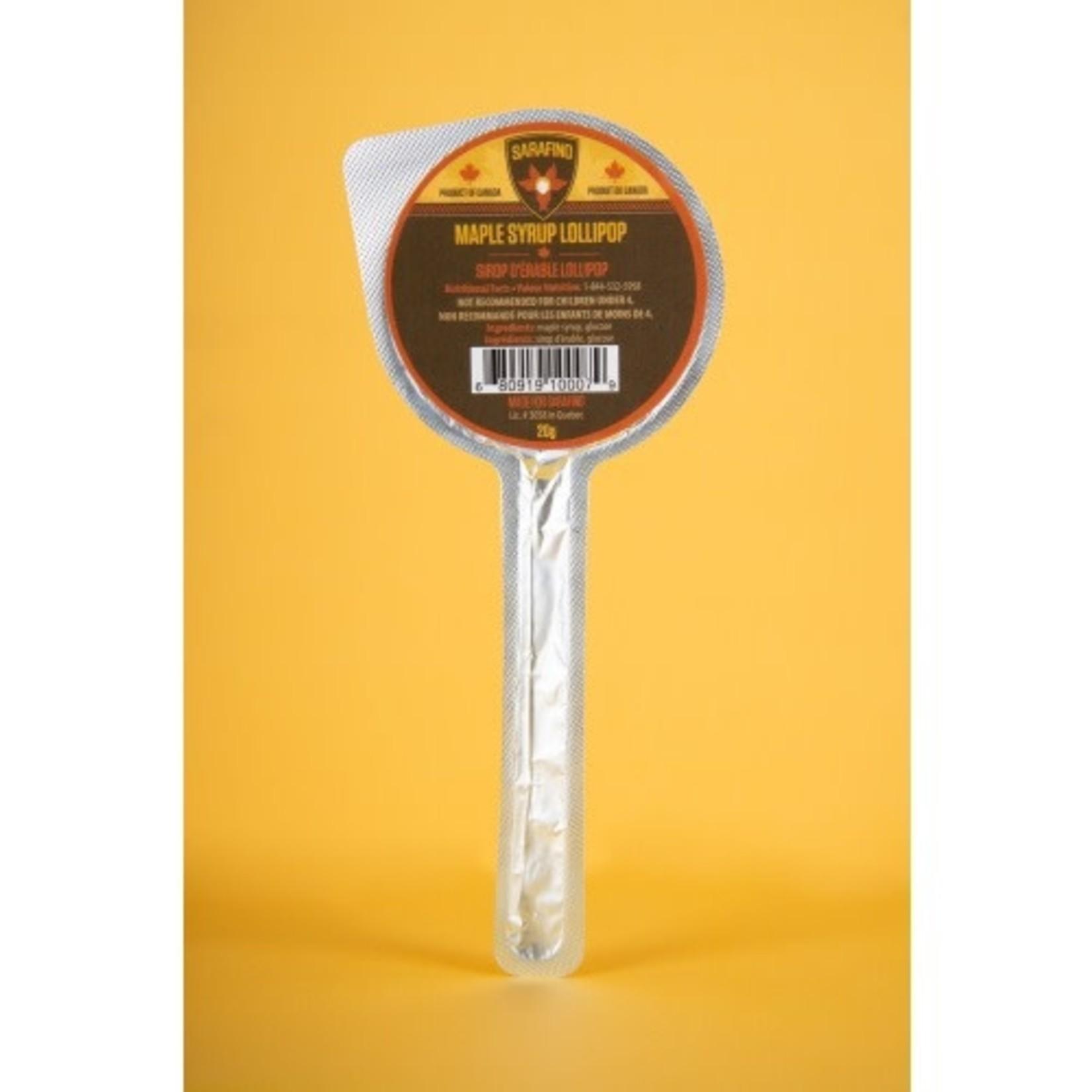 Sarafino Inc. Maple Lollipop