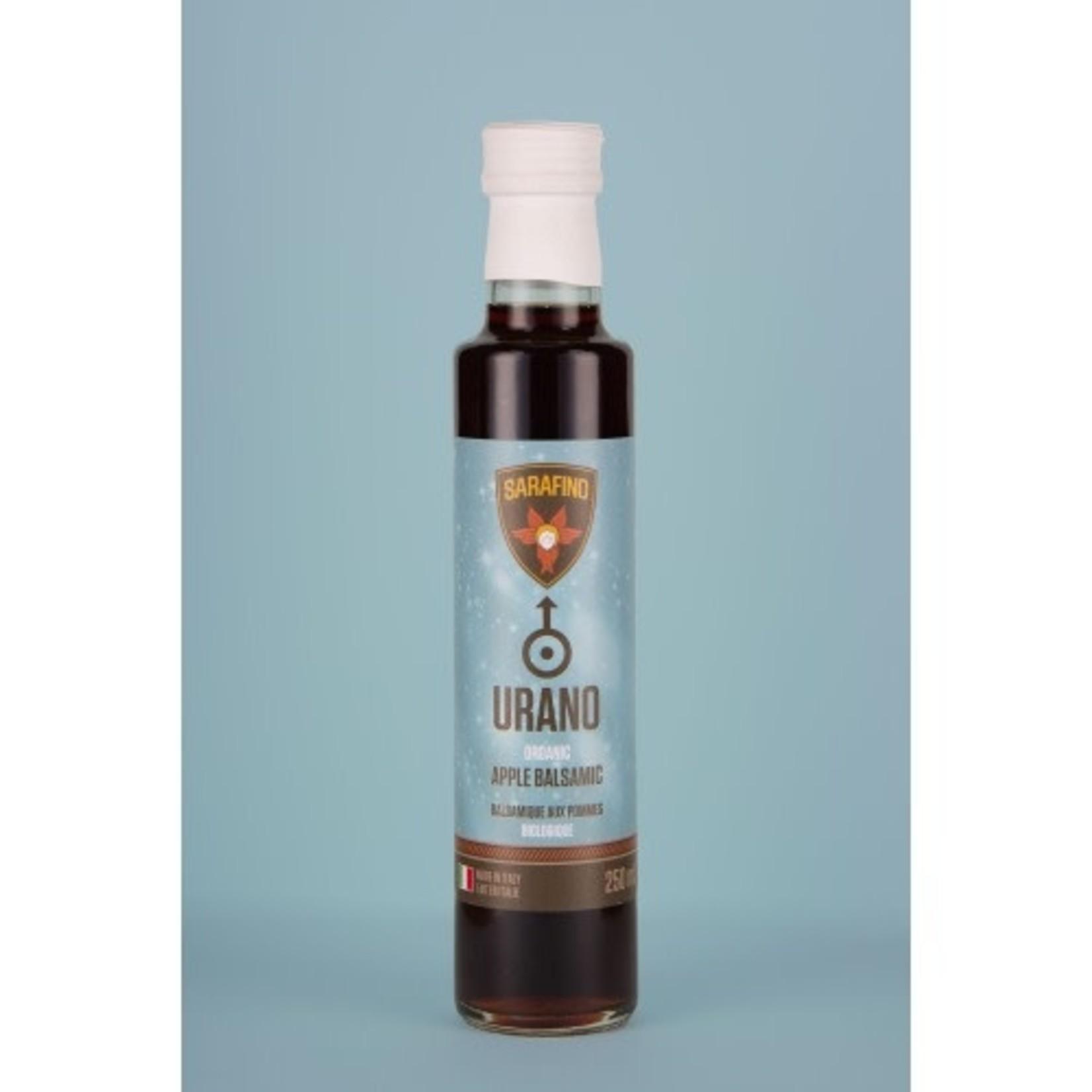 Sarafino Inc. Urano Apple Balamic Vinegar BV ORG 250ml