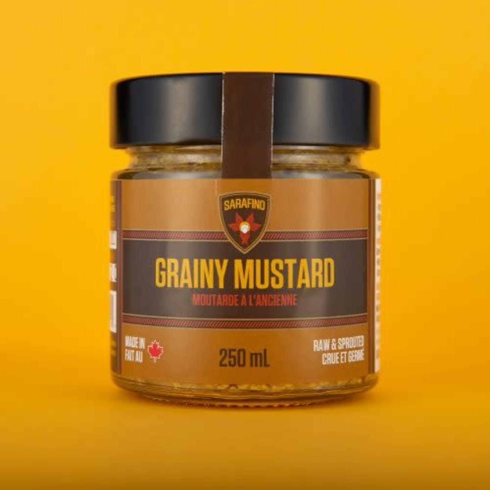 Sarafino Inc. Grainy Mustard