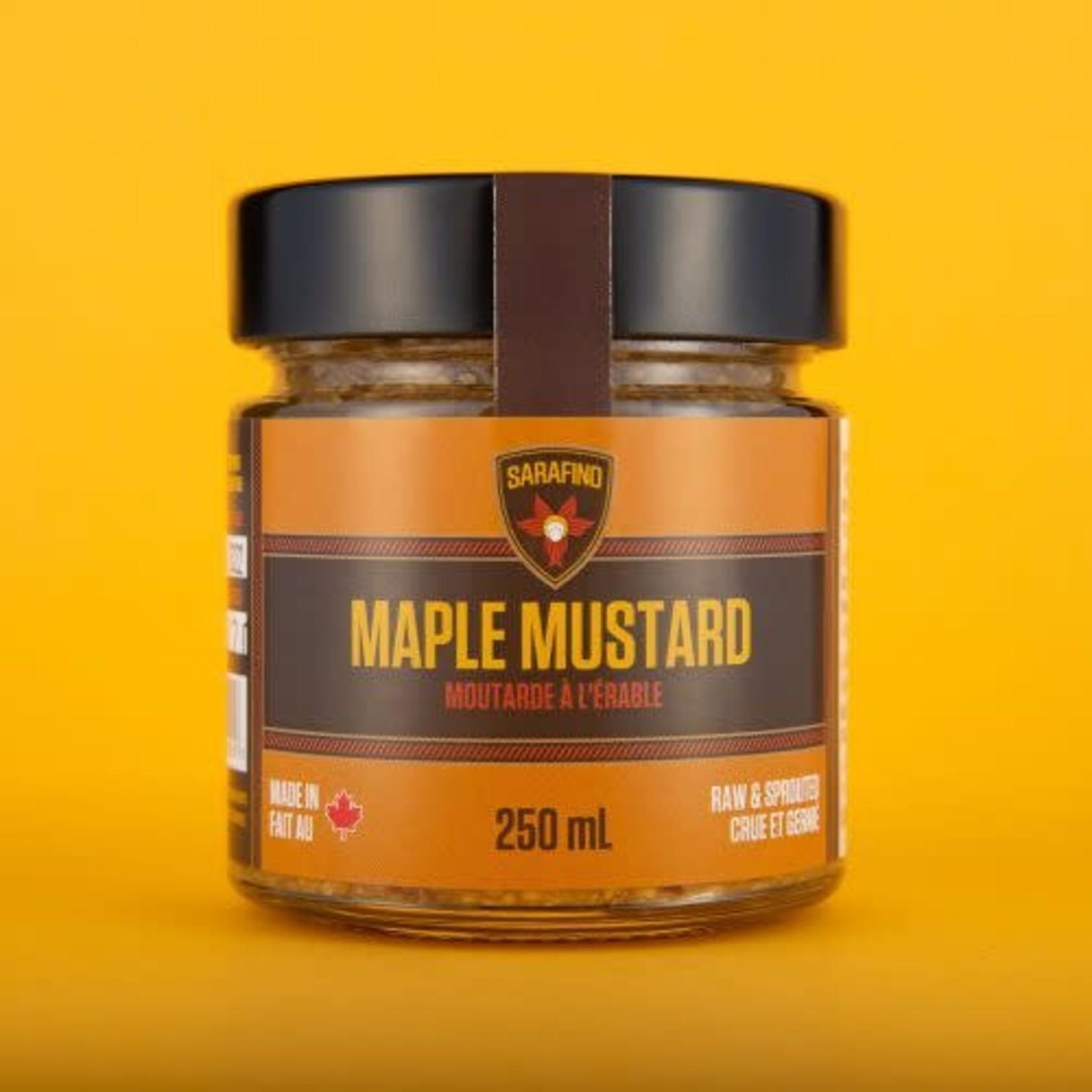 Sarafino Inc. Maple Mustard 250ml